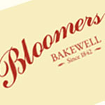 website and print design, web, print, bloomers of bakewell, pudding, tart, baking, bakery