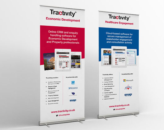 display graphics, vinyl, large format, banner, bakewell, derbyshire, sheffield, roller banner