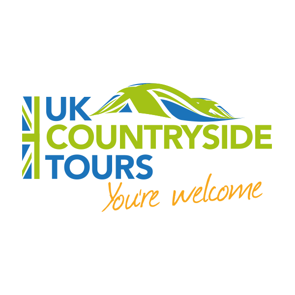 UK Countryside Tours, travel touris, derbyshire, peak district holiday, branding logo, graphic design